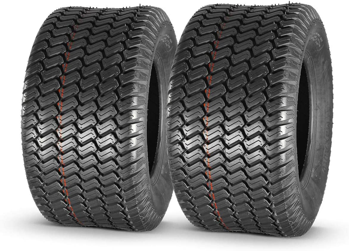 MaxAuto 20x10.00-10 Turf Tires for Ranking TOP11 Save money Lawn Mower 2 Tractor Garden