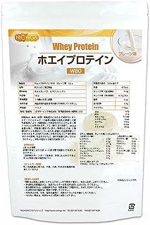 ホエイプロテイン W80  プレーン味 1kg [02] NICHIGA(ニチガ)