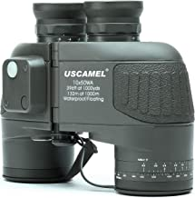 USCAMEL 10X50 Marine Military Binoculars for Adults, Waterproof Binoculars with..