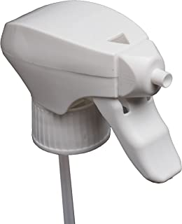 Earth's Natural Alternative ESPFN Opus All Plastic Sprayer Foaming Trigger Sprayer 28/410, 8 Count, White, 28 / 410
