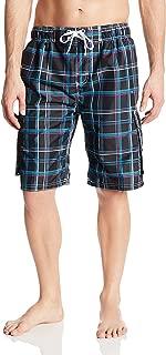 Men's Miles Swim Trunks (Regular & Extended Sizes)