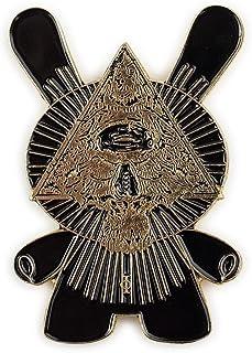 kidrobot Arcane Divination Tarot Enamel Pin Series - The Magician