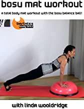 Barlates Body Blitz Bosu Mat Workout