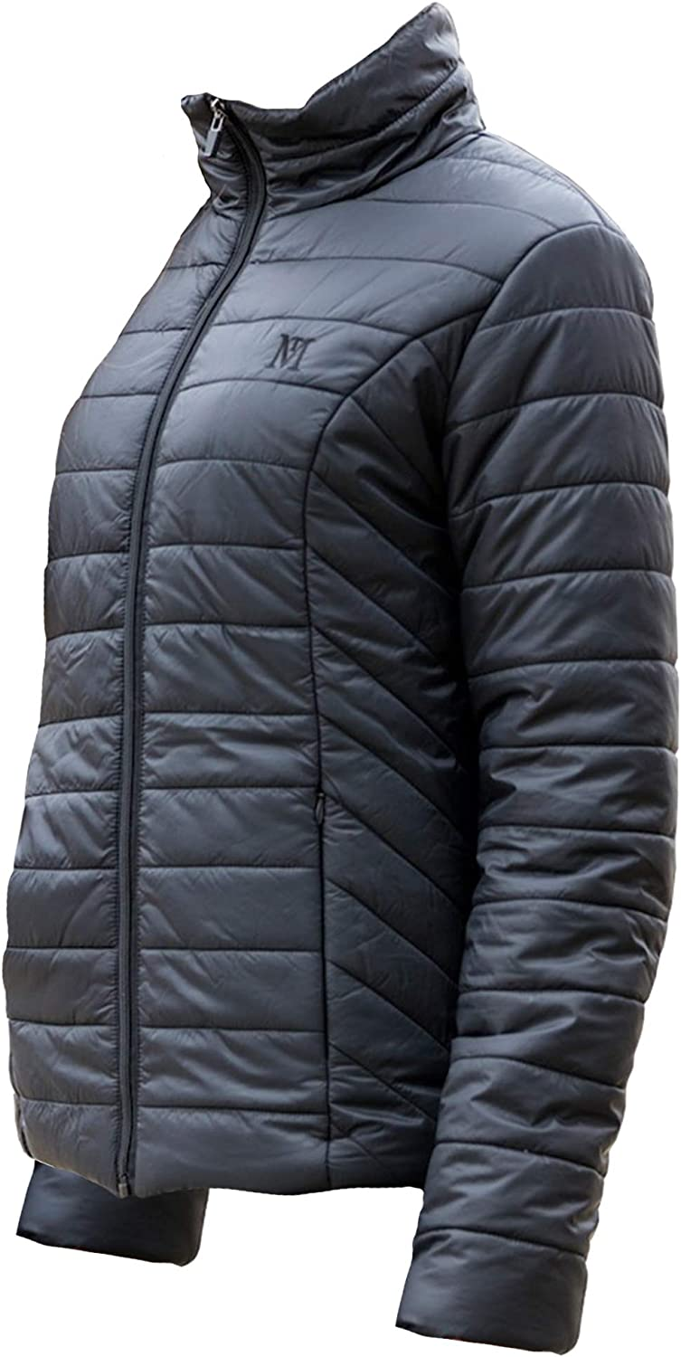 Mark Todd Womens Ladies Rhapsody Quilted Jacket