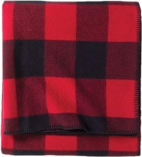 Pendleton Rob Roy Eco-Wise Washable Wool Blanket, Twin