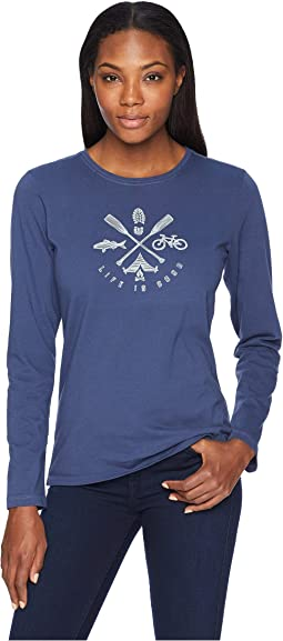 Outdoor Action Crusher Long Sleeve T-Shirt