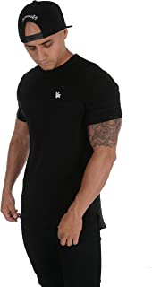 Mens Workout Casual T Shirt Gym Fitness tees Stylish 406