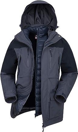 FELDTMANN Qualitex linverno Parka Jekyll Invernale Giacca con Cappuccio con Interno Giacca Abbigliamento da lavoro e divise 23421
