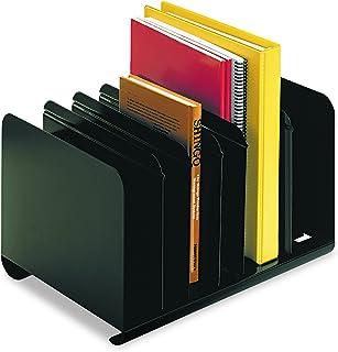 MMF Steelmaster Adjustable Book Rack, 1 Each (MMF26413BRBLA)