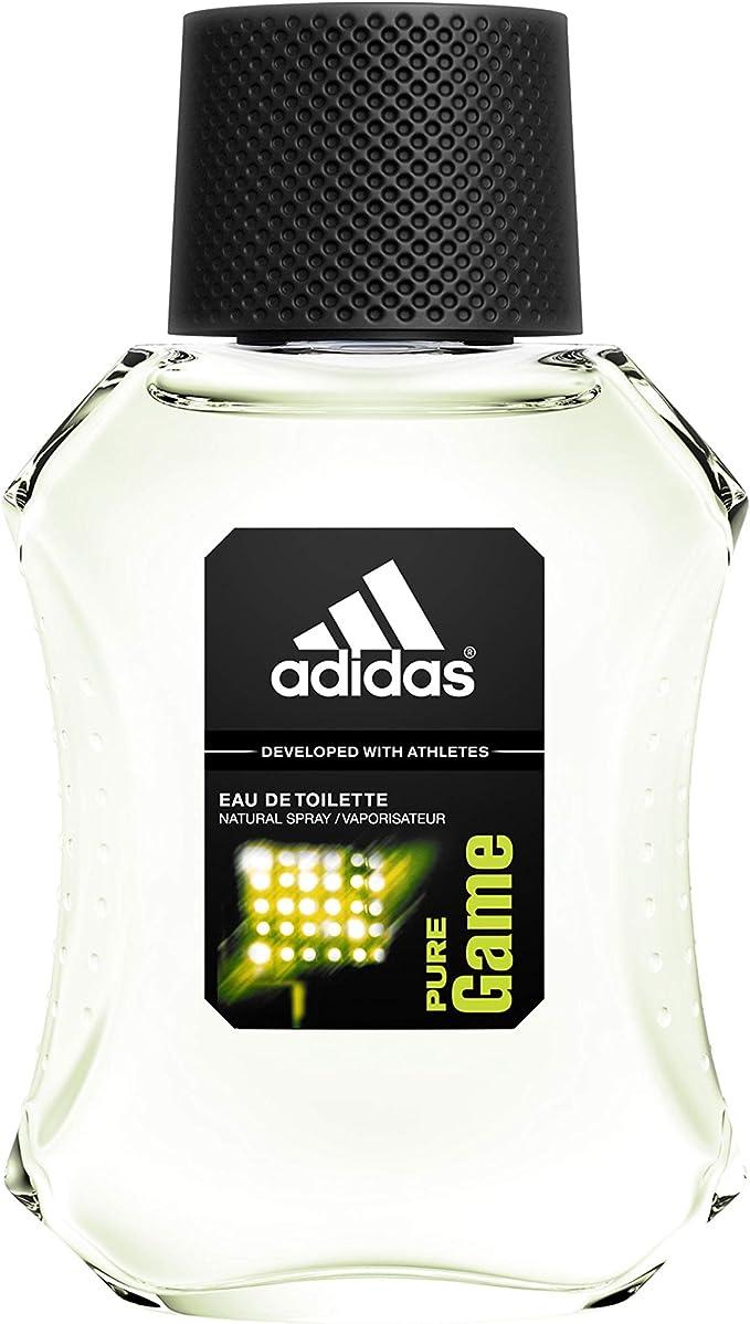 Descifrar Maquinilla de afeitar Difuminar  Adidas Sport Sensation Pure Game Eau De Toilette After Shave, 100 ml:  Amazon.co.uk: Beauty