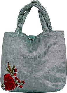 KUSUM Material : Silk LADIES SIDE BAG