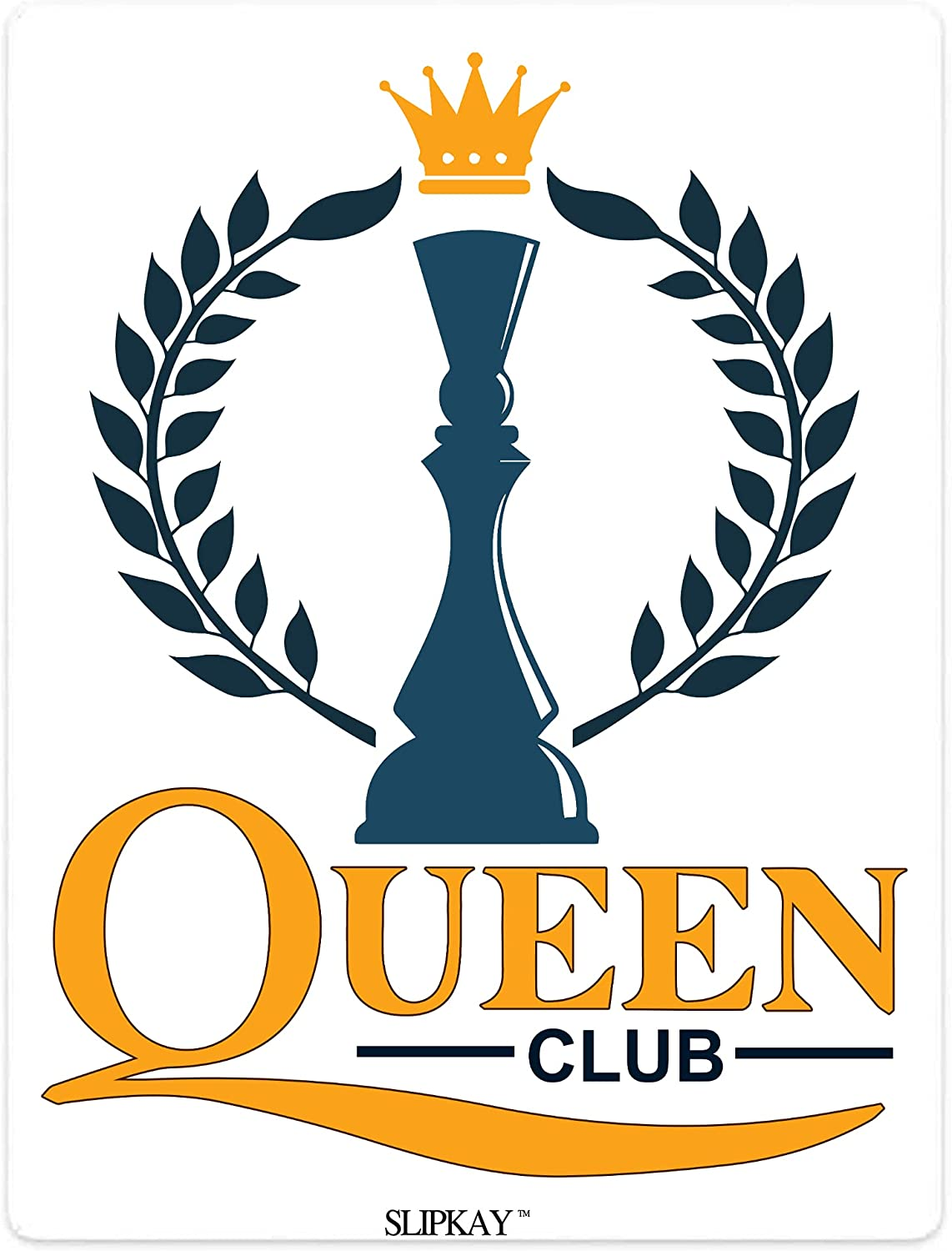 Special sale item Max 83% OFF Queens Club Chess Player Blanket Quilt