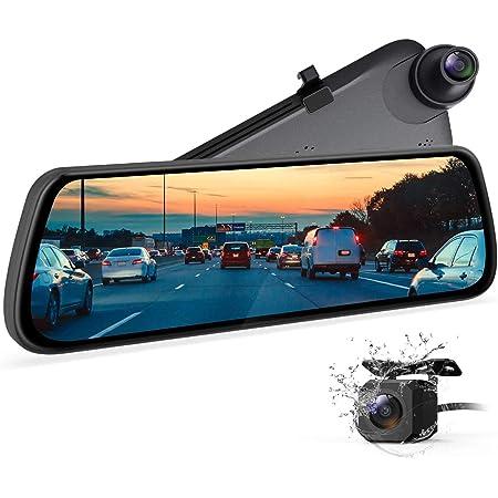 Boscam R2 9 35 Spiegel Dashcam Mit 1080p Heckkamera Elektronik