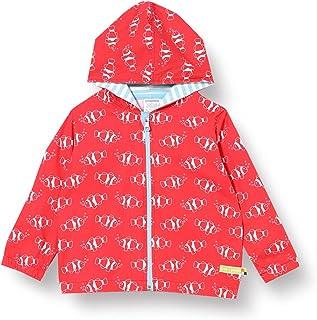 Loud + Proud Outdoorjacke, GOTS Zertifiziert Jacket, Chili, 98/104 Mixte bébé