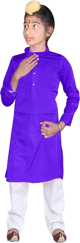 Lakkar Haveli Baby Boys Some reservation mart Cotton Kurta Wear Wedding Set Pajama Tun