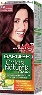 Garnier Color Naturals 3.61 Berry Red