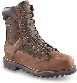 Huntrite Men's Insulated Waterproof Hunting Boots, 400-gram