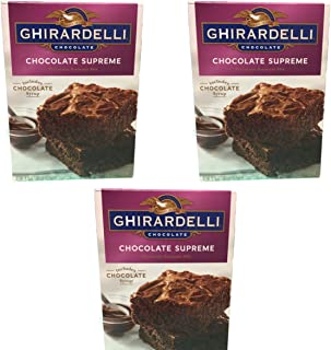ghirardelli brownie box recipe