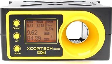 XCORTECH X3200 MK3 弾速計 日本語取扱説明書付