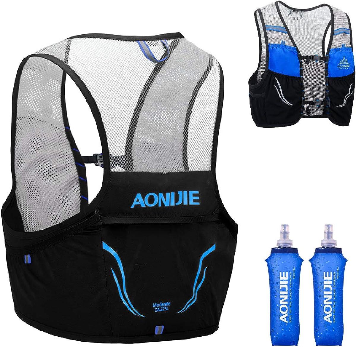 TRIWONDER Max 85% OFF Hydration Vest Trail M Backpack Manufacturer direct delivery Pack Running