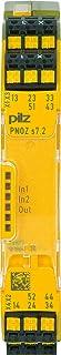 751177 Pilz - PNOZ s7.2 C 24VDC 4 n/o 1 n/c expand - Safety relay PNOZsigma - E-STOP, safety gates, light grids