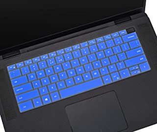 """Keyboard Cover for 2020 New Dell XPS 15 9500 / New XPS 17 9700 Keyboard Cover Protective Skin, Dell XPS 15"""" 17"""" 9500 9700 ..."""