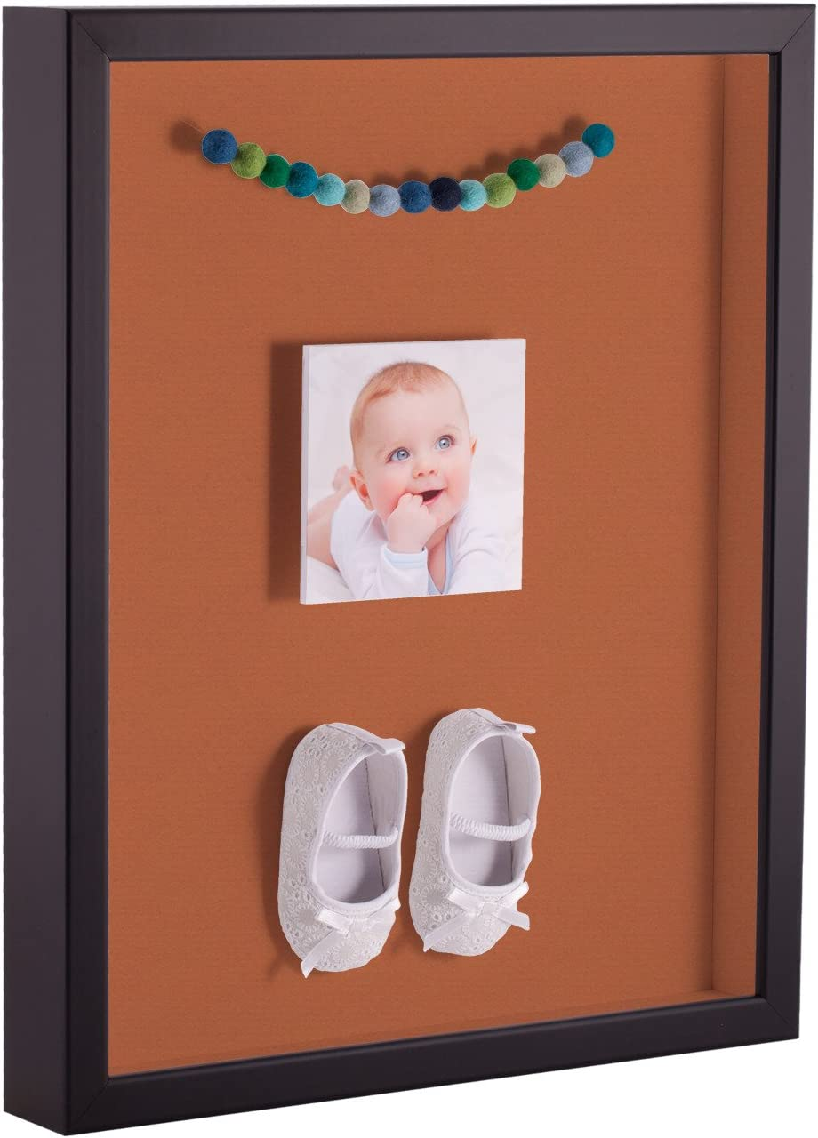 ArtToFrames 24 x 36 Inch Shadow a with Luxury goods New product!! Picture Satin Box Frame