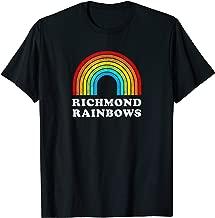 Richmond Rainbows | Richmond Virginia LGBT Pride Gay Rights T-Shirt