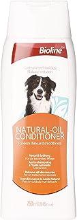 BIOLINE NATURAL OIL CONDITIONER 250 ML FOR DOGS