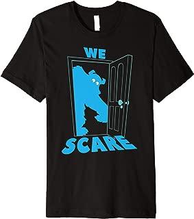 Pixar Monsters Inc. Sulley We Scare Premium T-Shirt