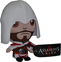 Import USA - Figura Assasin'S Creed Ezio Peluche, Color Blanco