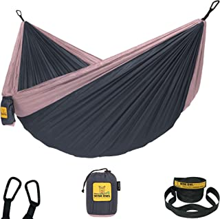 Wise Owl Outfitters Camping Hammocks - Portable Hammock...