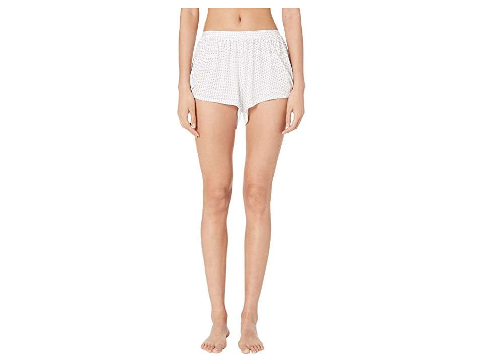 Eberjey Tropea The Femme Shorts (White) Women