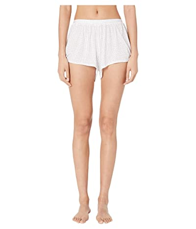 Eberjey Tropea The Femme Shorts (White) Women