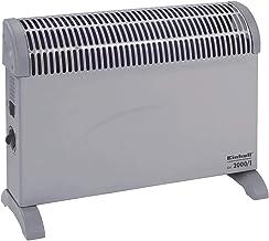 Einhell Convector CH 2000/1 (230 V, 2000 Watt max., 3 verwarmingsstanden, trapsgewijs thermostaatregelaar, bevestiging als...