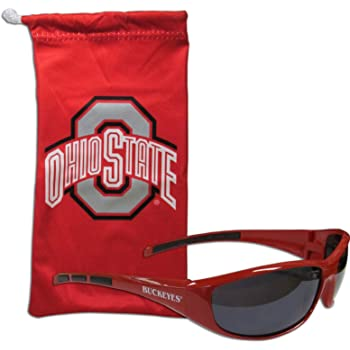 Siskiyou NCAA Texas A/&M Aggies Adult Sunglass and Bag Set Red