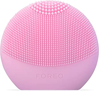 FOREO FOREO LUNA fofo Smart Face Brush Pearl Pink for 100% Personalized Cleansing, Pearl Pink, 0.122 kilograms