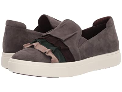 Vaneli Only (Mouse Suede/Truffle Suede/Dark Green) Women