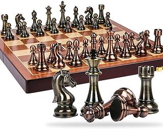 Luckyw Schackset retro stil schack
