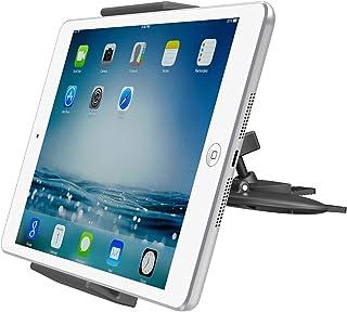 APPS2CAR Support Tablette Universel pour Lecteur CD Rotation 360° CD Slot Tablet Mount..