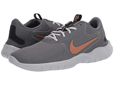 Nike Flex Experience Run 9 (Smoke Grey/Metallic Copper/Dark Smoke Grey) Men