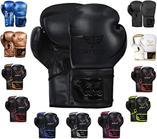 Kickboxing-Great for Double End Speed Ball and Focus Pads Punching Muay Thai XN8 Boxing Gloves for Training Punch bag-Lamina Hide Leather Mitts For Fighting Sparring