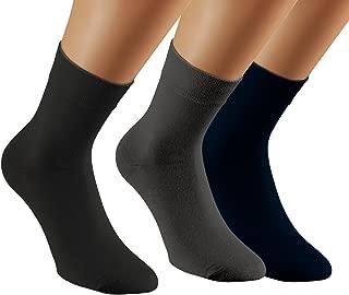 Riese Damen Sneakersocke maritime Sport Sneaker Socke navy//weiss 3er Pack 35//38