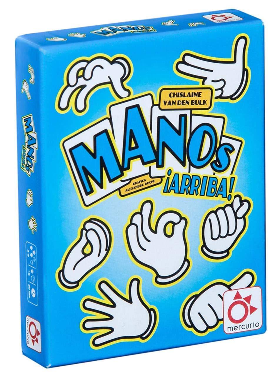 Mercurio Juego Manos Arriba (420WG0001): Amazon.es: Juguetes y juegos