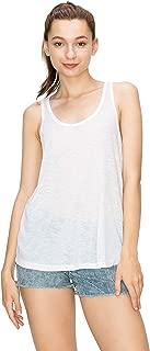 Workout Neon Racerback Tank Tops-Yoga Sports Activewear Cute for Women