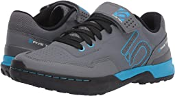 Grey Five/Shock Cyan/Black