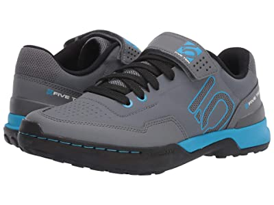 Five Ten Kestrel Lace (Grey Five/Shock Cyan/Black) Women