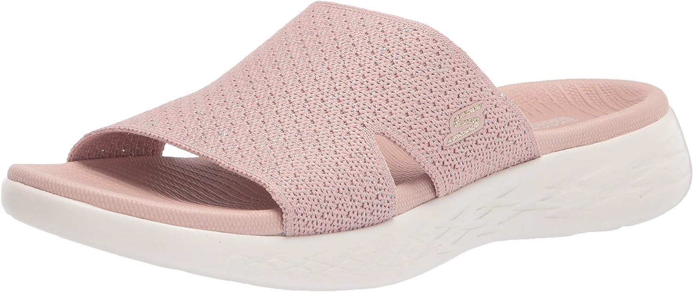 Skechers Women's Slide Sandal Cheap service mail order shopping