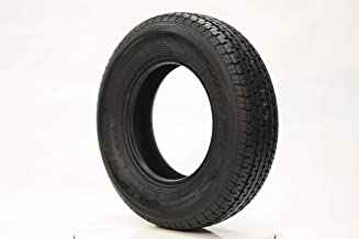Trailer King ST Radial Trailer Tire - 225/75R15 117L (Rims Not Included)