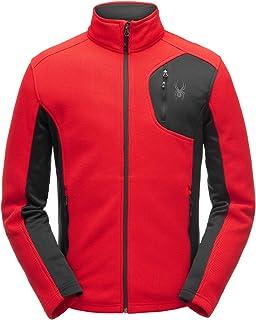 SPYDER Men's Bandit Full-Zip Stryke Lightweight Tactical Fleece Jacket